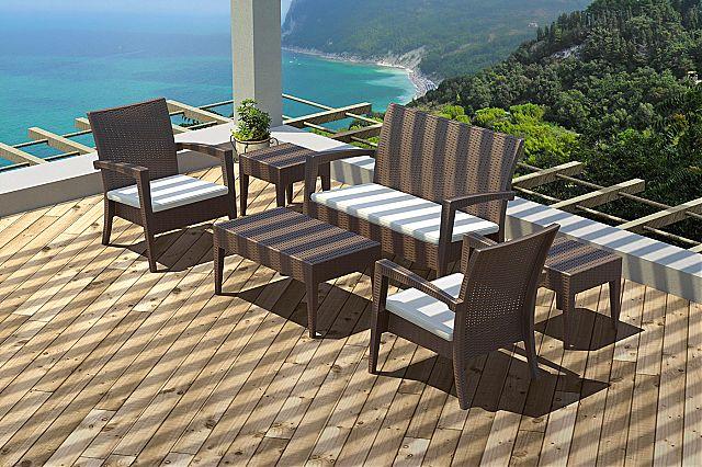 Πολυθρόνα κήπου Siesta Miami  Lounge-Miami