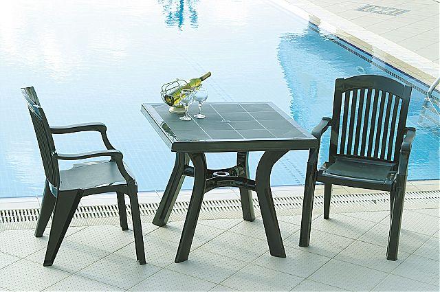 Πολυθρόνα κήπου Siesta Klasik  armchair-Klasik