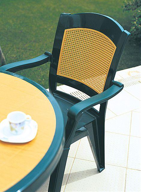 Πολυθρόνα κήπου Siesta Modern armchair-Modern
