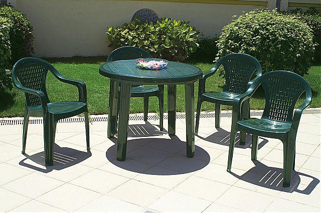 Πολυθρόνα κήπου Siesta Samba armchair-Samba