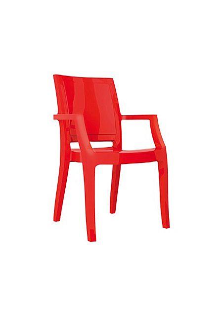 Πολυθρόνα κήπου Siesta Arthur  Stacking armchair-Arthur