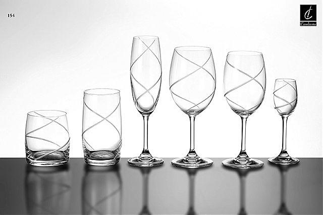Σερβίτσιο ποτηριών Κεσίσογλου Banquet-154