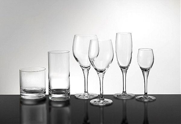 Σερβίτσιο ποτηριών Scalieri Creazioni  Premeur-1004