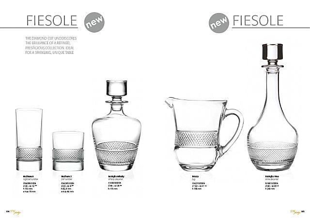 Σερβίτσιο ποτηριών Da Vinchi Fiesole-Fiesole