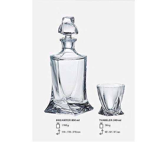Σερβίτσιο ποτηριών Κεσίσογλου Quadro-CTB00302126