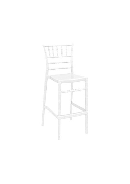 Σκαμπό Siesta Chiavari  Stacking wedding bar stool -Chiavari bar