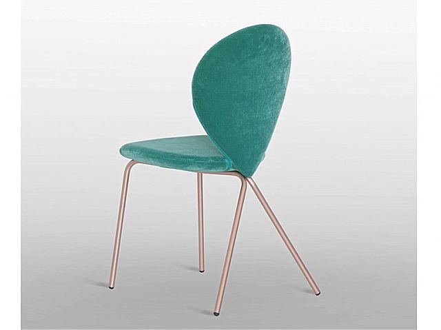 Καρέκλα τραπεζαρίας Riflessi Comfort and beauty-Perla
