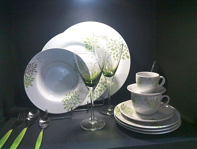 Σερβίτσιο πιάτων-φαγητού Κεσίσογλου Natura-Natura