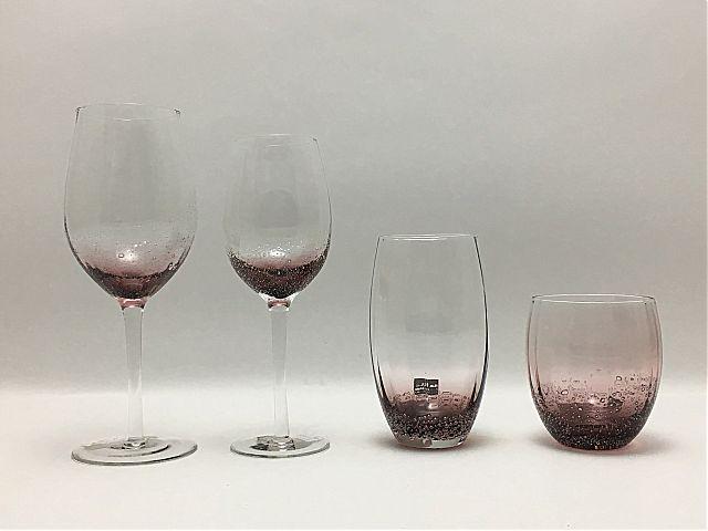 Σερβίτσιο ποτηριών Κεσίσογλου Illusion-Purple
