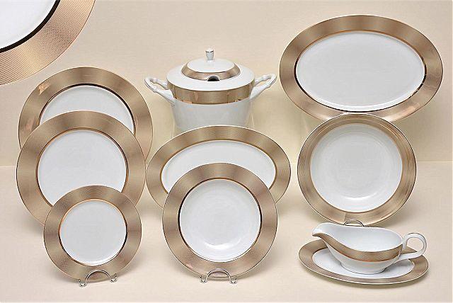 Σερβίτσιο πιάτων-φαγητού Christinholm Porcelaine Exclusive Edition 15680-15680