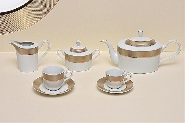 Σερβίτσιo Τσαγιού-Καφέ Christinholm Porcelaine Exclusive Edition 15680-15680
