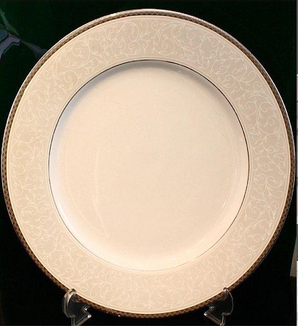 Σερβίτσιο πιάτων-φαγητού Christinholm Porcelaine Exclusive Edition 613 Platin-613 Platin