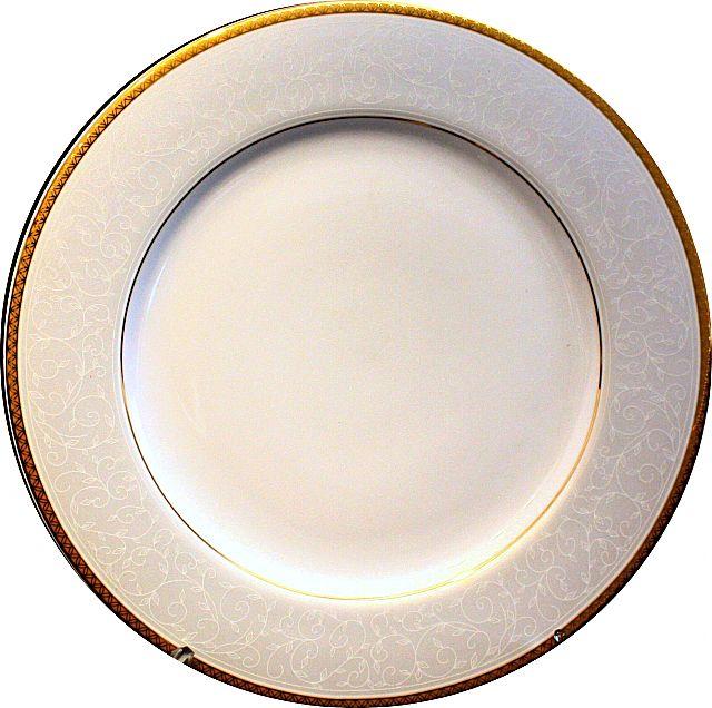 Σερβίτσιο πιάτων-φαγητού Christinholm Porcelaine Exclusive Edition 613 Gold-613 Gold