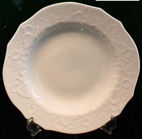 Σερβίτσιο πιάτων-φαγητού Christinholm Porcelaine Exclusive Edition ΙΑΝΘΟΣ-ΙΑΝΘΟΣ