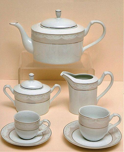 Σερβίτσιo Τσαγιού-Καφέ Christinholm Porcelaine Exclusive Edition 622-622