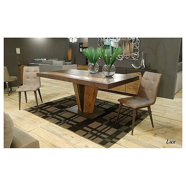 Τραπέζι τραπεζαρίας Sofa And Style Lux-Lux
