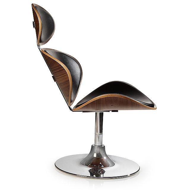 Πολυθρόνα Dan-form Curve-Curve lounge chair