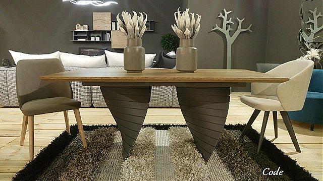Τραπέζι τραπεζαρίας Sofa And Style Code-Code