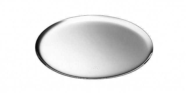 Δίσκος σερβιρίσματος Christofle Silver Time-04103035