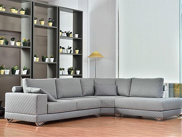 Καναπές γωνιακός Sofa And Style galerie canape-king