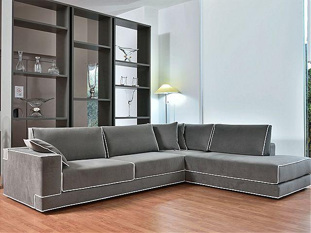 Καναπές γωνιακός Sofa And Style galerie canape-fendi