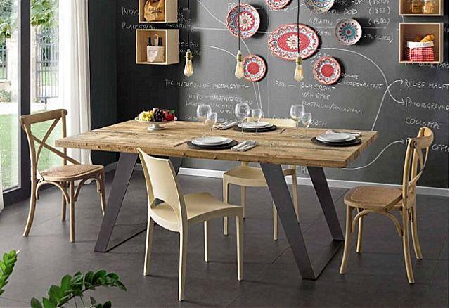 Τραπέζι τραπεζαρίας Sofa And Style domus mobili-art.PT 001