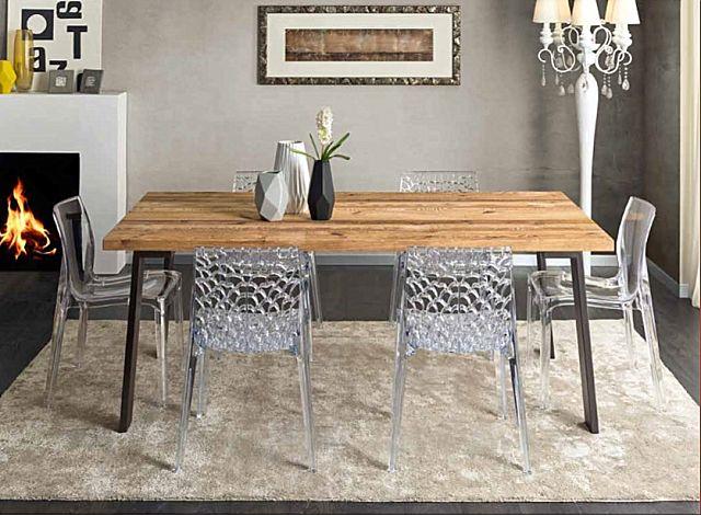 Τραπέζι τραπεζαρίας Sofa And Style domus mobili-art.PT 003