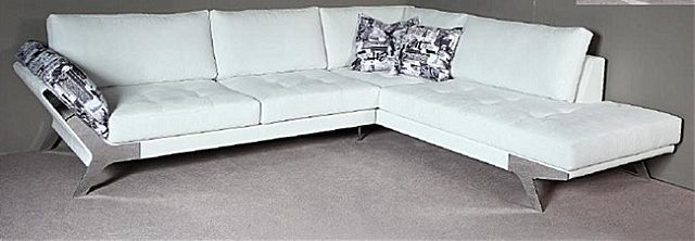 Καναπές γωνιακός Sofa And Style Surprice-Surprice
