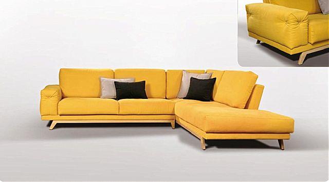 Καναπές γωνιακός Sofa And Style Samos-Samos