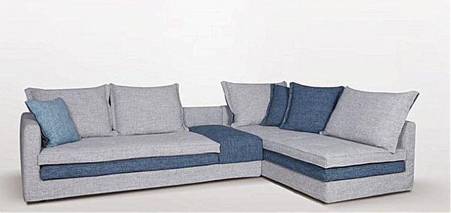 Καναπές γωνιακός Sofa And Style Patmos-Patmos
