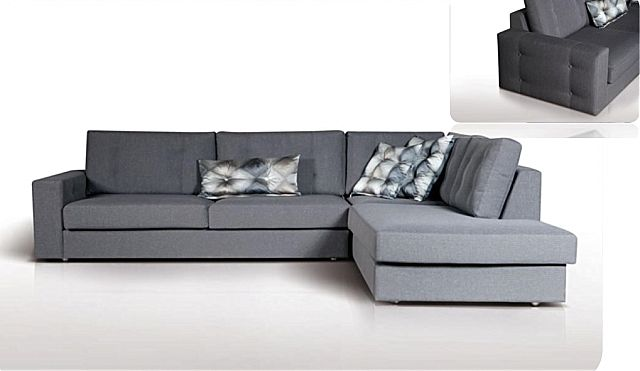 Καναπές γωνιακός Sofa And Style Life-Life