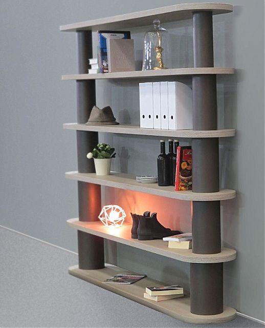 Βιβλιοθήκη Sofa And Style anesis-tekka b602