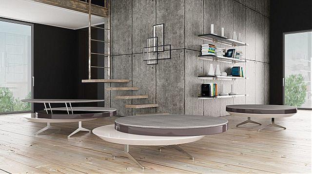 Τραπεζάκι σαλονιού Sofa And Style notos-brabus