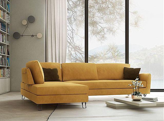 Καναπές γωνιακός Sofa And Style alfa saloni-cosy