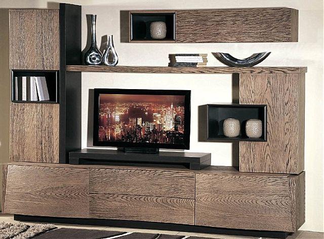 Συνθέση τοίχου σαλονιού Sofa And Style kogias-curba