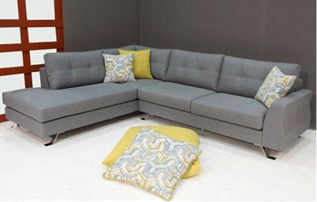 Καναπές γωνιακός Sofa And Style sofart-city lux