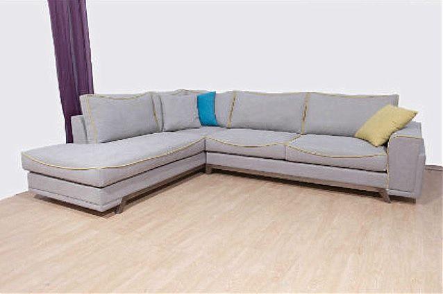 Καναπές γωνιακός Sofa And Style sofart-dream