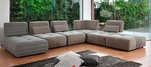 Καναπές γωνιακός Sofa And Style galerie-sofa adam