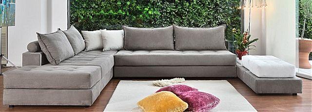 Καναπές γωνιακός Sofa And Style galerie-sofa 115