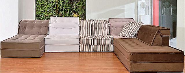 Καναπές γωνιακός Sofa And Style galerie-fox
