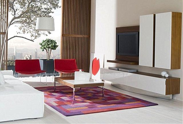 Συνθέση τοίχου σαλονιού Sofa And Style notos-less