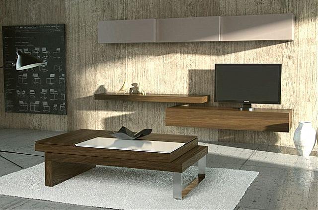 Συνθέση τοίχου σαλονιού Sofa And Style notos-combo