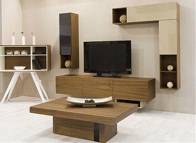 Συνθέση τοίχου σαλονιού Sofa And Style notos-tipo