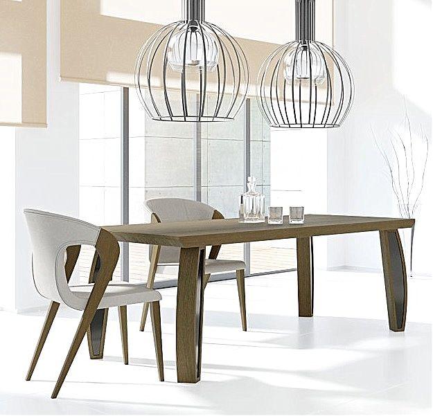 Τραπέζι τραπεζαρίας Sofa And Style noto-hugo