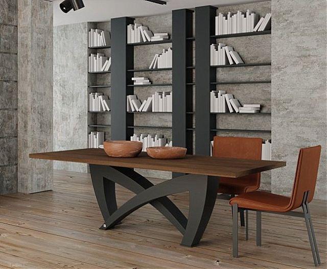 Τραπέζι τραπεζαρίας Sofa And Style noto-mare