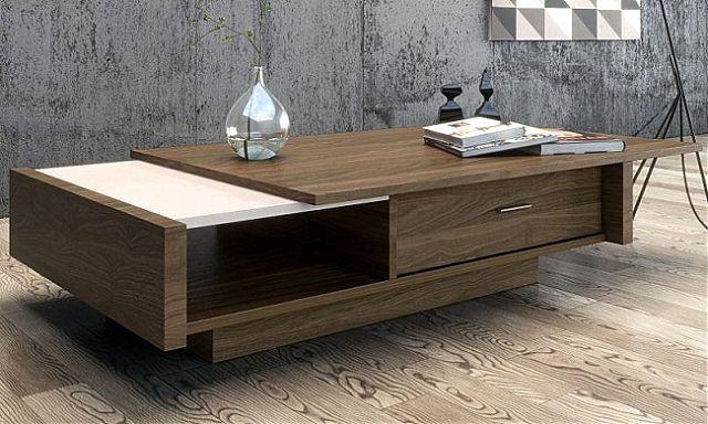 Τραπεζάκι σαλονιού Sofa And Style notos-terra