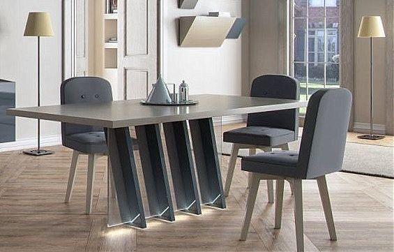 Τραπέζι τραπεζαρίας Sofa And Style noto-bravo