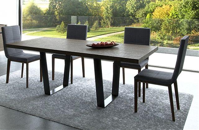 Τραπέζι τραπεζαρίας Sofa And Style noto-wood