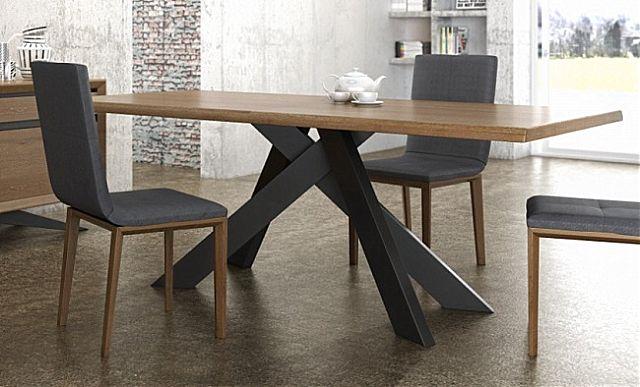 Τραπέζι τραπεζαρίας Sofa And Style noto-maxx
