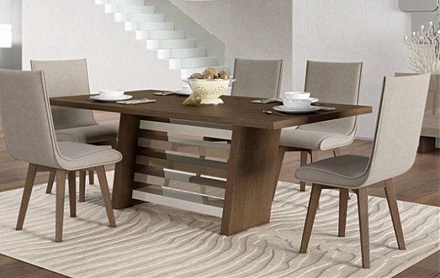 Τραπέζι τραπεζαρίας Sofa And Style noto-ottimo